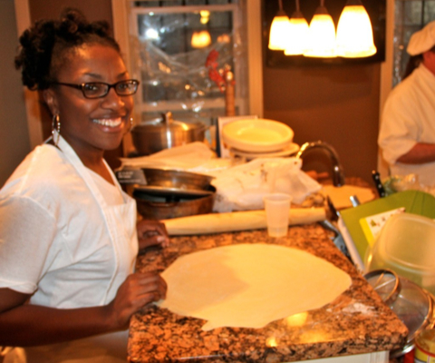 Chef Cooking | trini cooking