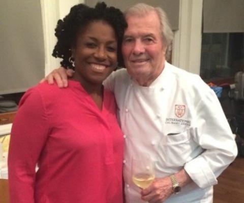Foodie Engineer Visits Rachael Ray