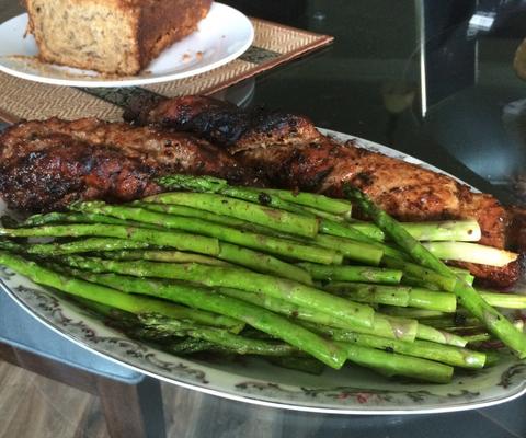 Grilled Pork   Recipe Ideas