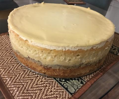 chai cheesecake recipe