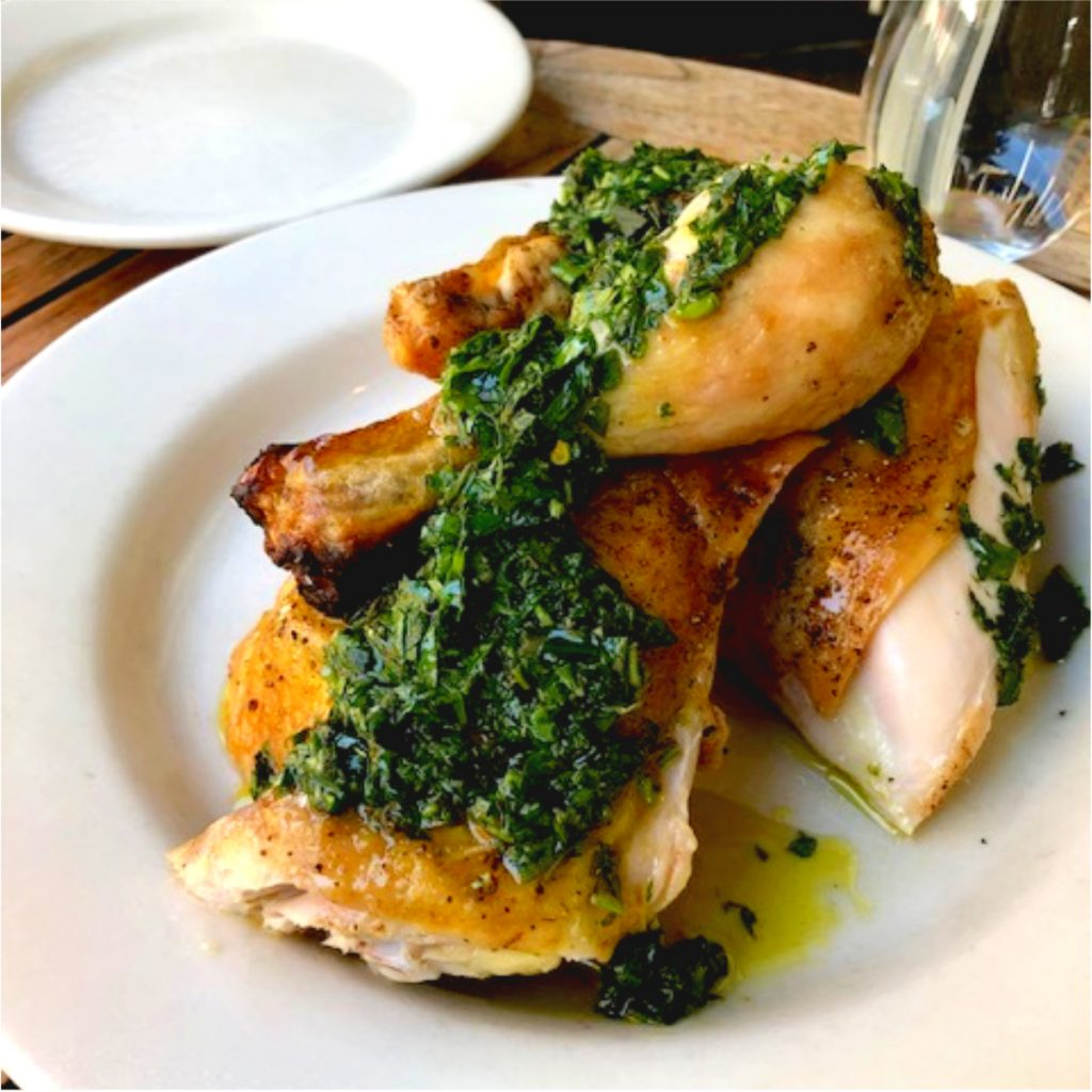 Barbuto Roasted Chicken